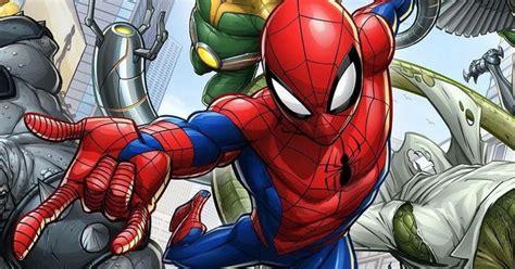homem aranha liberada a primeira imagem oficial do novo desenho animado do 243 i legi 227 o dos
