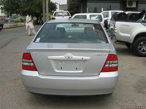Toyota Corolla X 2003 For Sale - Cars