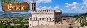 Virtual tour of Gubbio Italy - Gubbio travel informations ...