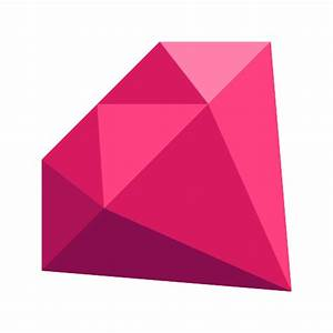 Ruby Gemstone Icon - Free Download at Icons8