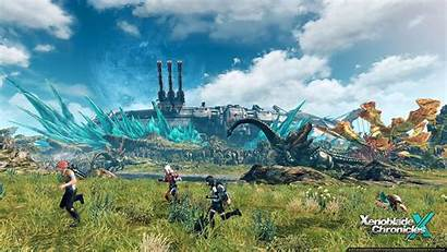 Xenoblade Chronicles Wallpapers