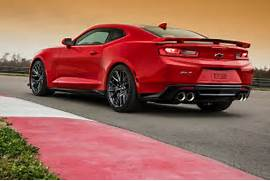starting price is likely indicative of where this new ZL1 will start  Camaro 2017 Zl1