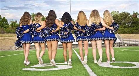 cheerleaders wildcat cheer