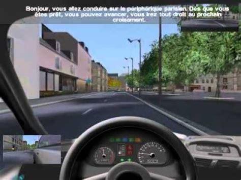 siege simulateur de conduite conduite 3d code de la route serious business part 1