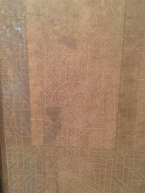 framed vintage gracie chinoiserie wallpaper panels