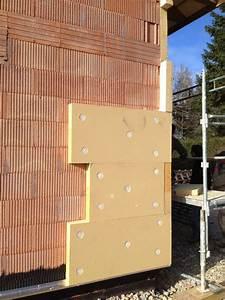 Isolation Extérieure Bois : isolation thermique ext rieure en fibre de bois 3d facades ~ Premium-room.com Idées de Décoration