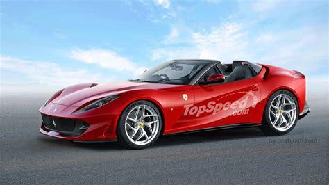 Ferrari 2019 : 2019 Ferrari 812 Aperta Pictures, Photos, Wallpapers