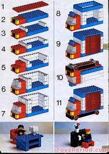 Lego 566 Universal Building Set Set Parts Inventory And
