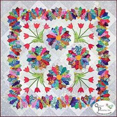 Tree Of Paradise Quilt Template Pattern by 1000 Ideas About Dresden Plate On Pinterest Dresden