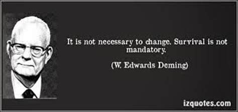 dr edward deming quotes quotesgram