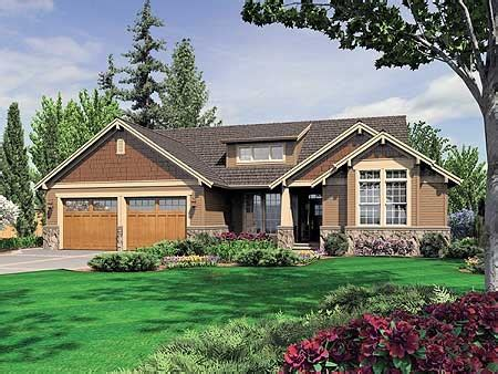 impressive craftsman house plans with basement 7
