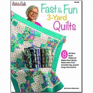 Schedule Maker Free Fast Fun 3 Yard Quilts Pattern Book
