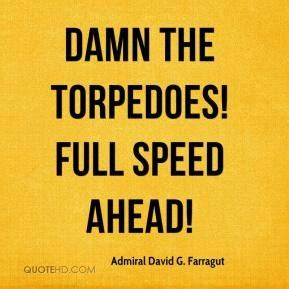 Image result for david farragut famous quote