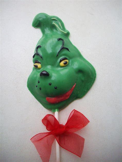 foodista grinch cake pops  perfect stocking stuffers