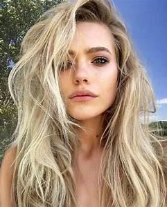 Best 25 Blonde Model Ideas On Pinterest Selfie Natural