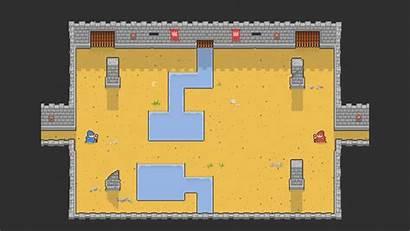 Pixel 2d Rat Sprites Dwarf Tileset Itch