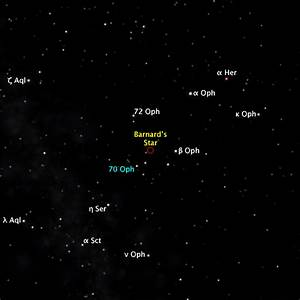 The Chronicles of Local Space – Barnard's Star