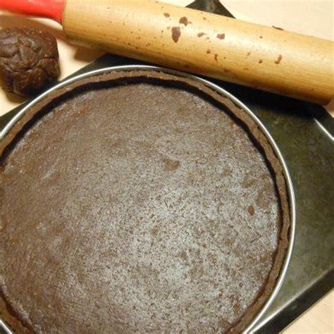 p 226 te sabl 233 e chocolat et poudre d amandes cooking chef de
