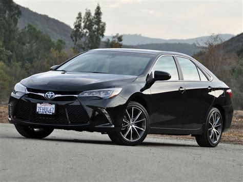 toyota camry overview cargurus