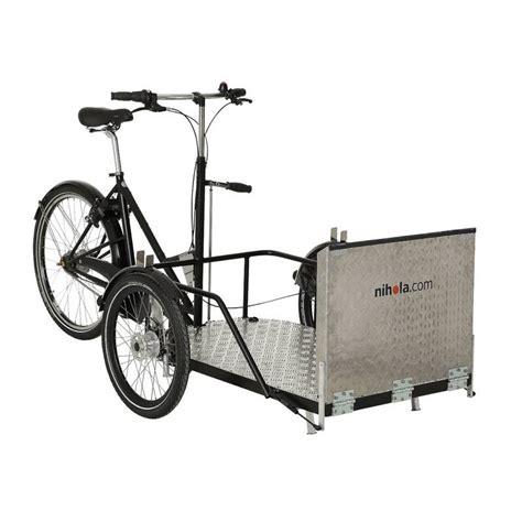 siege bebe velo polisport nihola flex triporteur pour les fauteuils roulants