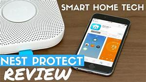 Nest Protect Review - Best Smart Home Tech - YouTube