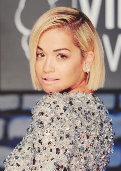 Rita Ora With Short Hair Pictures Photos And Images For
