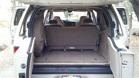 ford excursion interior pictures cargurus