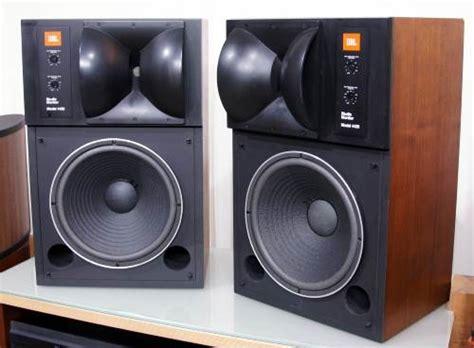 JBL 4425 Studio Monitor - Audiophile Nirvana