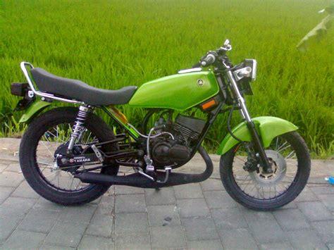 Modifikasi Motor Smash 2007 by Motor Smash Modifikasi Trail Thecitycyclist