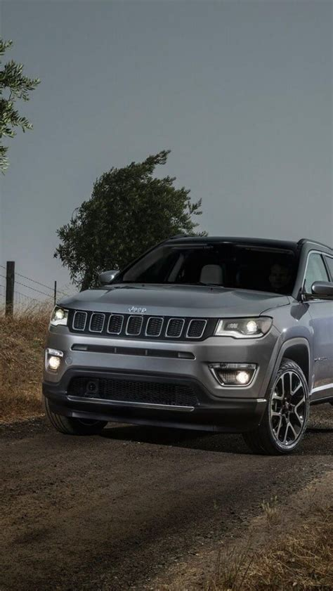 Jeep Compass Backgrounds by 2017 Jeep Compass Limited Wallpaper Hd Wallpaper Background