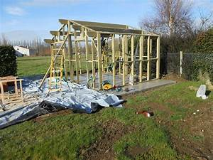 Construire Cabane De Jardin : comment construire son chalet en bois ~ Zukunftsfamilie.com Idées de Décoration