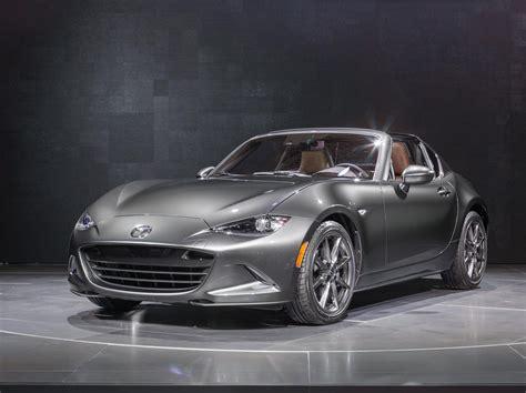 2016 Mazda Mx-5 Miata Rf Launch Edition News And Information
