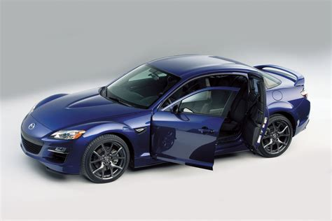 Mazda Rx8 New by Mazda Adds New Features To Rx 8 In Japan