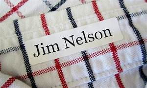 iron on clothing labels name labels for clothes With clothing identification labels
