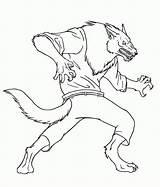 Werewolf Coloring Lobisomem Line Colorir Desenhos Deviantart Goosebumps Lupo Printable Imprimir Wolf Mannaro Demon Colorare Werewolves Lineart Zombie Adults Onlinecursosgratuitos sketch template