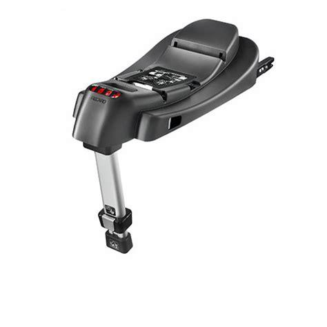 recaro siege auto isofix embase isofix pour coque privia et siège auto optia de recaro