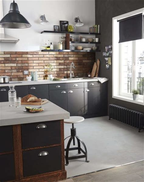 enduit cuisine lessivable cuisine ouverte sur salon 20 exemples inspirants côté