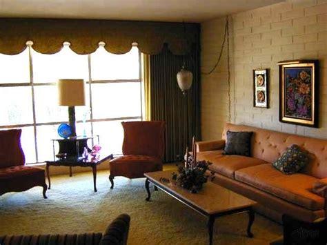 1960s Home Décor Interior Design Phoenix Homes Design