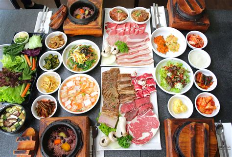 special bbq food food mid autumn special new menu for chuseok at hansang ministry of love 사랑의 사역
