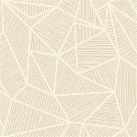 geometric textured wallpaper  seabrook wallcoverings