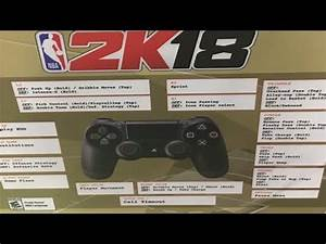 NBA 2K18 Official Controls NBA2K18 NEW Dribbling