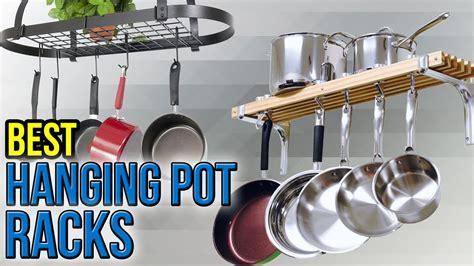 10 Best Hanging Pot Racks 2017