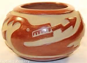 Native American Pottery Santa Clara