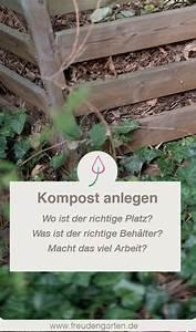 Kompost Anlegen Anleitung : kompost anlegen kompost garten anlegen und garten ideen ~ Watch28wear.com Haus und Dekorationen