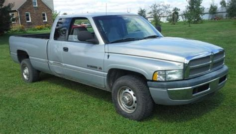 sell   dodge ram  quad cab long bed wd