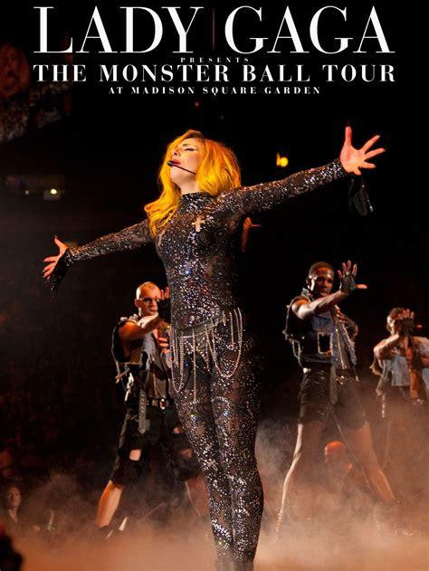 lady gaga presents  monster ball   madison