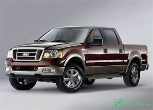 2005 Ford King Ranch F150 Supercrew