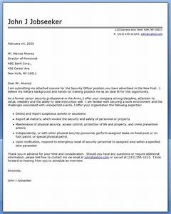 application letter sample cover letter sample for With application letter for security job