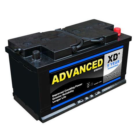 Car Battery 019 Xd 12v 100ah Jaguar S-type 5 Year Warranty