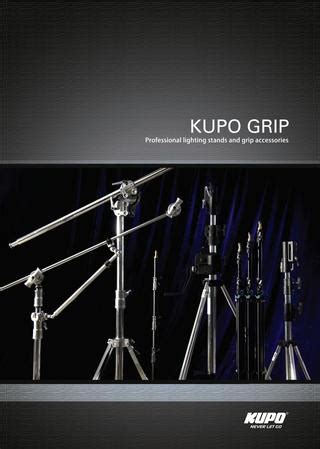 kupo grip professional lighting stands  grip